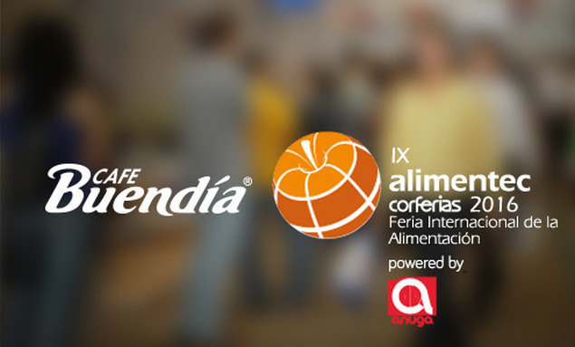 Café Buendía presente en la IX feria de Alimentec