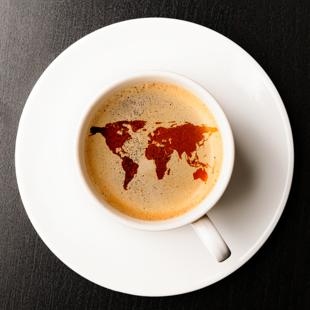 Muchos países un solo sabor