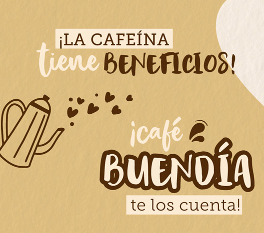 Beneficios de la cafeina