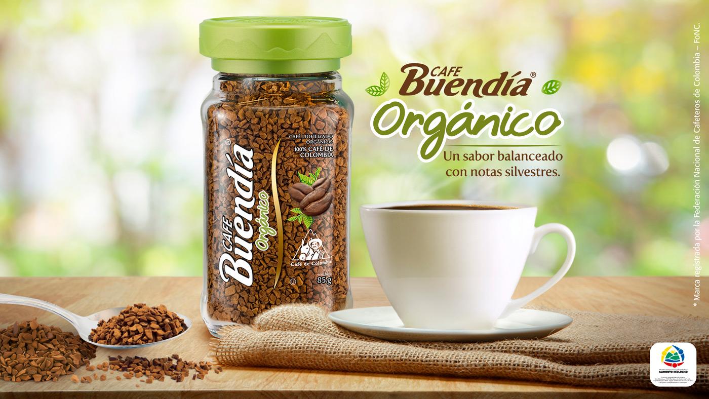 El toque especial de nuestro café orgánico